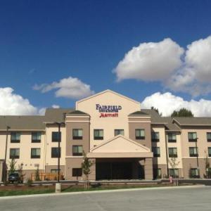 Fairfield Inn & Suites Moscow Moscow